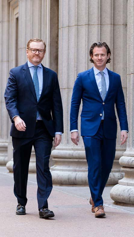 Martay attorneys walking