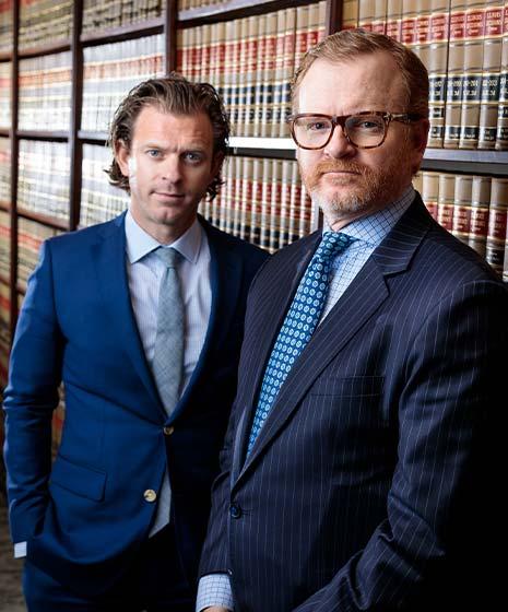 Attorney Stephen and Attorney David